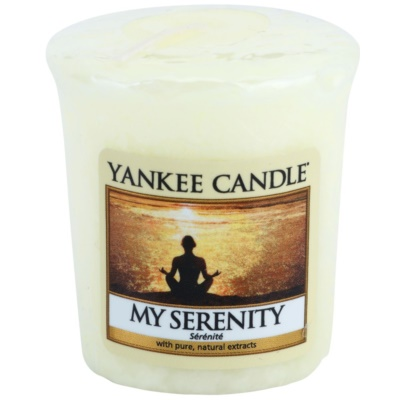 Yankee Candle My Serenity Αναθυματικό κερί