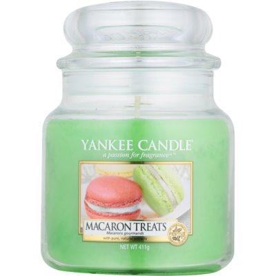 Yankee Candle Macaron Treats Αρωματικό κερί  Κλασικό μέτριο