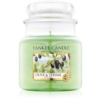 świeczka zapachowa   Classic średnia