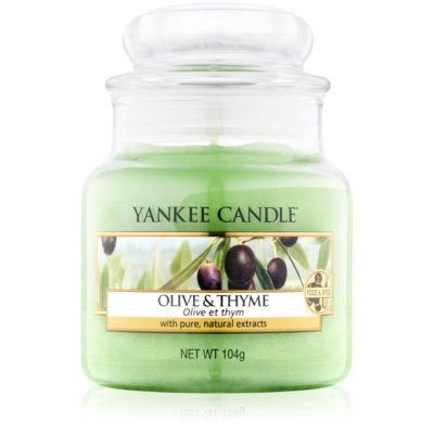 świeczka zapachowa  104 g Classic mała