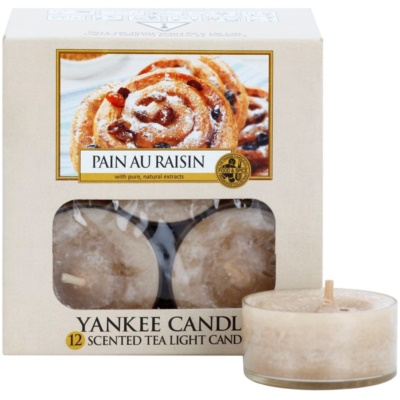 Yankee Candle Pain au Raisin Tealight Candle