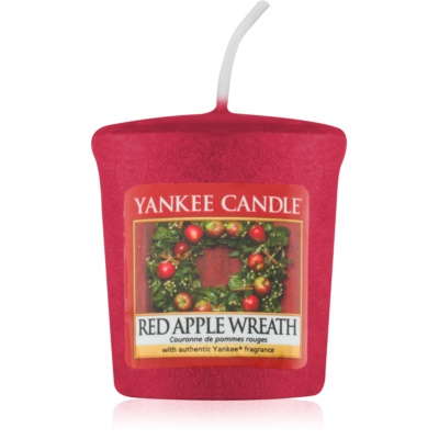 Yankee Candle Red Apple Wreath votivní svíčka