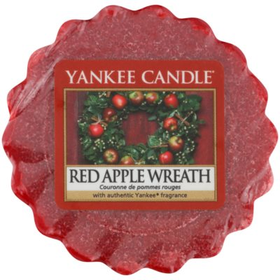 Yankee Candle Red Apple Wreath illatos viasz aromalámpába