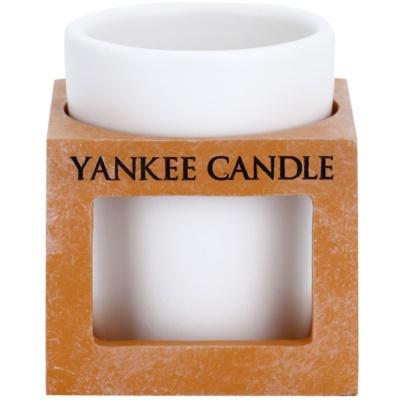 Keramický svícen na votivní svíčku