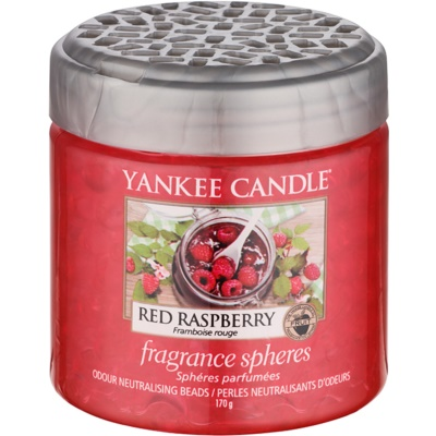 Yankee Candle Red Raspberry perle profumate