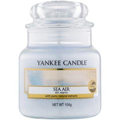 Yankee Candle Sea Air Αρωματικό κερί  Κλασικό μικρό
