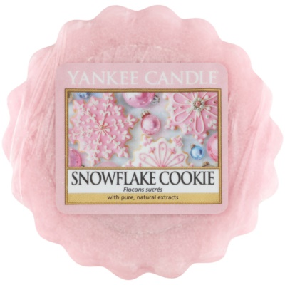 Yankee Candle Snowflake Cookie Wax Melt