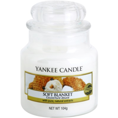 Yankee Candle Soft Blanket Scented Candle 104 g Classic Mini