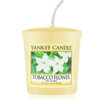 Yankee Candle Tobacco Flower Votive Candle