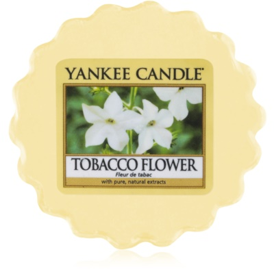 Yankee Candle Tobacco Flower Wax Melt