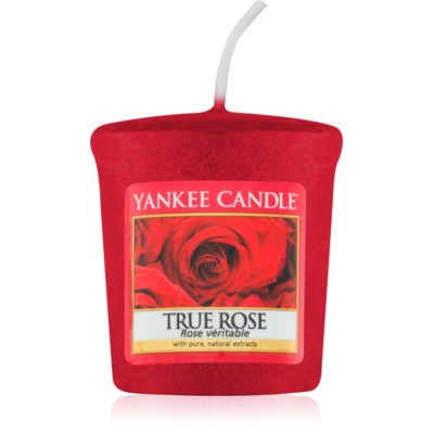 Yankee Candle True Rose votivní svíčka