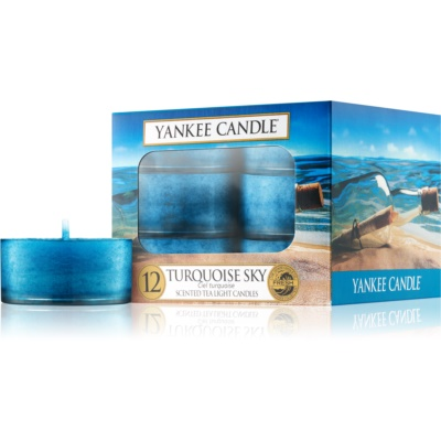 Yankee Candle Turquoise Sky Tealight Candle