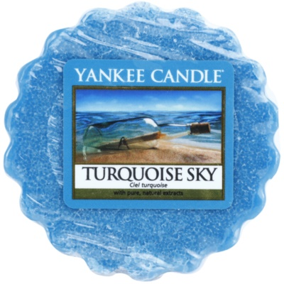 Yankee Candle Turquoise Sky Wax Melt