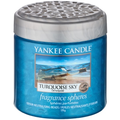 Yankee Candle Turquoise Sky Fragranced Pearles
