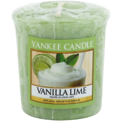 Yankee Candle Vanilla Lime вотивна свещ