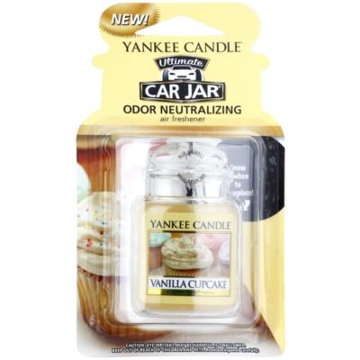 Yankee Candle Vanilla Cupcake ambientador de coche para ventilación   de suspensión