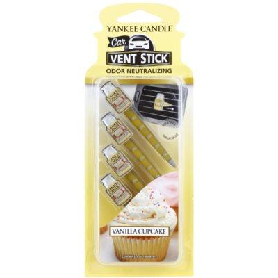 Yankee Candle Vanilla Cupcake aроматизатор за автомобил
