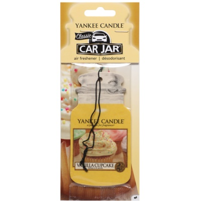 Yankee Candle Vanilla Cupcake deodorante per auto da appendere