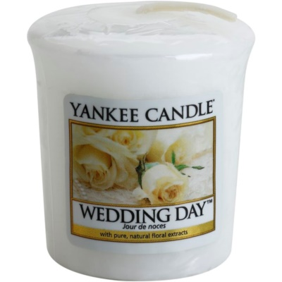 Yankee Candle Wedding Day sampler