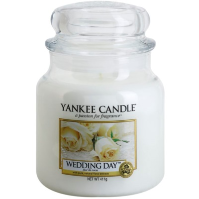 Yankee Candle Wedding Day Duftkerze   Classic medium