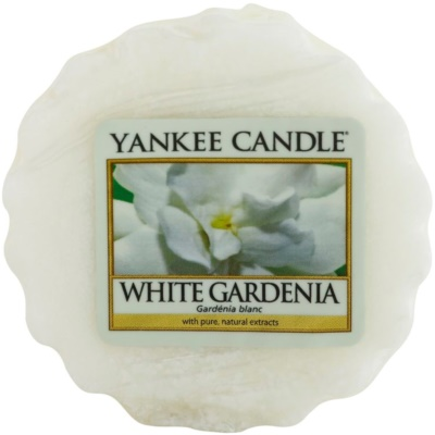 Yankee Candle White Gardenia Wax Melt