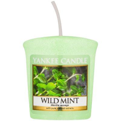Yankee Candle Wild Mint Votivkerze