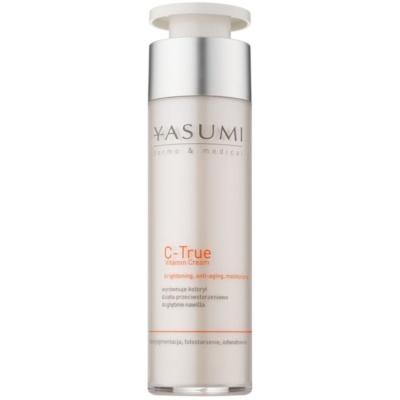 crema vitaminada con efecto antiarrugas