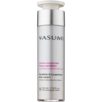 crema calmante para pieles sensibles con tendencia a las rojeces