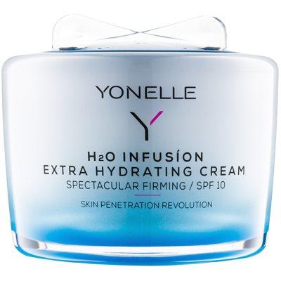 crema de día hidratación intensa