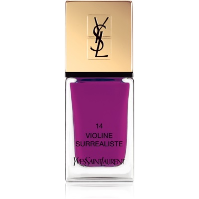 Yves Saint Laurent La Laque Couture lak na nehty