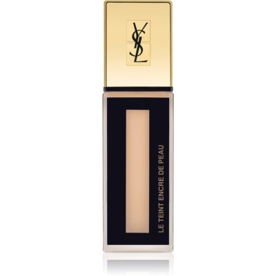 Yves Saint Laurent Le Teint Encre de Peau Lightweight Mattifying Foundation SPF 18