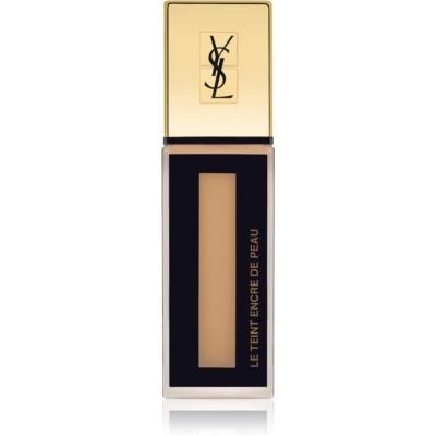 Yves Saint Laurent Le Teint Encre de Peau jemný matující make-up SPF 18