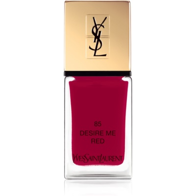 Yves Saint Laurent La Laque Couture esmalte de uñas