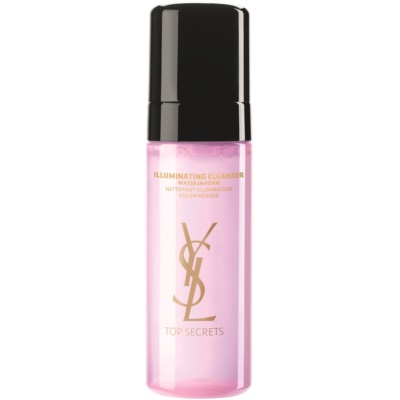 Yves Saint Laurent Top Secrets Illuminating Cleanser espuma desmaquilhante e de limpeza