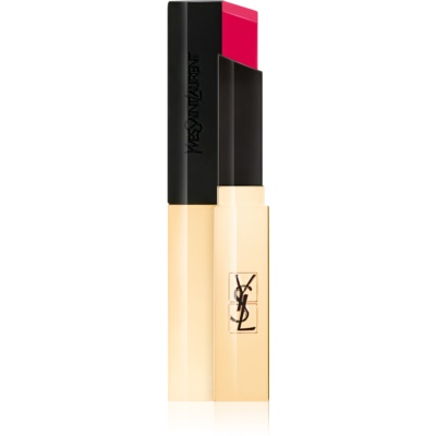 Yves Saint Laurent Rouge Pur Couture The Slim The Slim Lipstick with Leather-Matte Finish