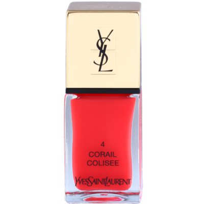 Yves Saint Laurent La Laque Couture verniz