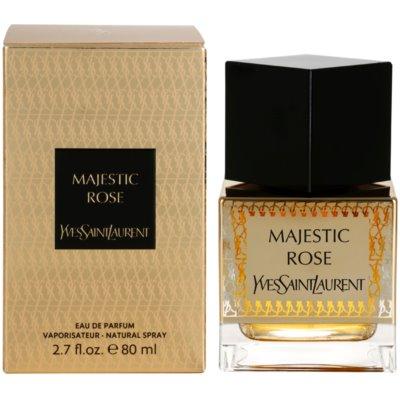 Yves Saint Laurent The Oriental Collection: Majestic Rose Parfumovaná voda pre ženy