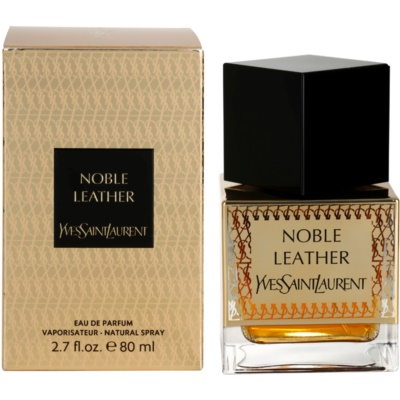 Yves Saint Laurent The Oriental Collection: Noble Leather parfémovaná voda unisex