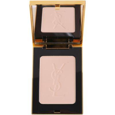 Yves Saint Laurent Poudre Compacte Radiance puder matujący