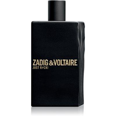 Zadig & Voltaire Just Rock! Pour Lui woda toaletowa dla mężczyzn