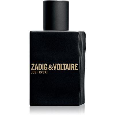 Zadig & Voltaire Just Rock! Pour Lui eau de toilette for Men