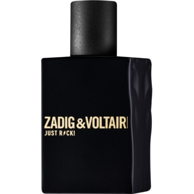 Zadig & Voltaire Just Rock! Eau de Toillete για άνδρες