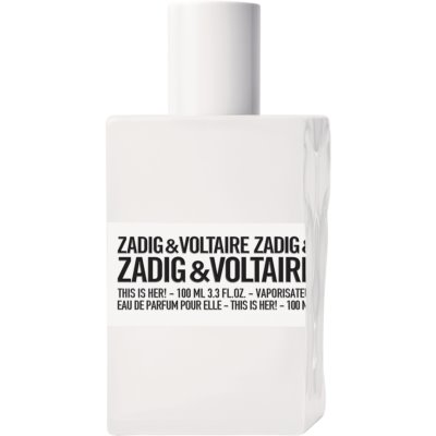 Zadig & Voltaire This is Her! eau de parfum per donna