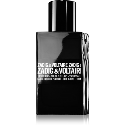 Zadig & Voltaire This Is Him! Eau de Toilette for Men