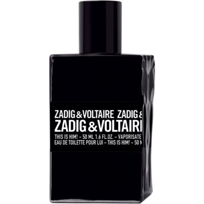 Zadig & Voltaire This Is Him! Eau de Toilette für Herren