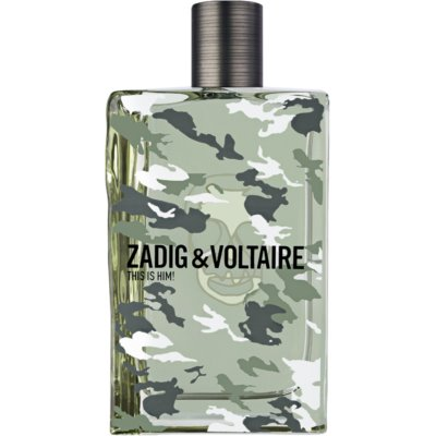 Zadig & Voltaire This is Him! No Rules Capsule Collection тоалетна вода за мъже