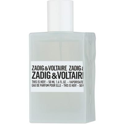 Zadig & Voltaire This Is Her! parfumska voda za ženske