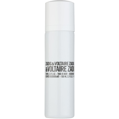 Zadig & Voltaire This Is Her! deospray pre ženy 100 ml