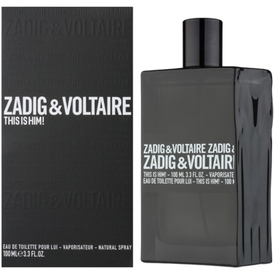 Zadig & Voltaire This Is Him! toaletna voda za moške