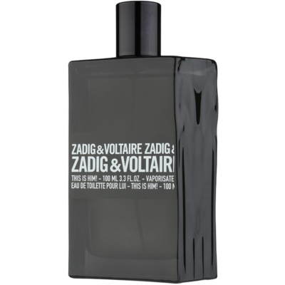 Zadig & Voltaire This Is Him! toaletna voda za muškarce